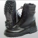 Кожаная защитная обувь