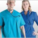 Униформа для медицины и сферы услуг