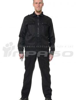 Костюм мужской «Ясон» черный