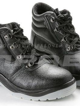 Ботинки рабочие утепленные кожаные «Викинг-13/1» ПУ/ТПУ подошва