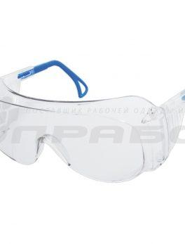 Очки защитные открытые О45 ВИЗИОН® РОСОМЗ арт.14511