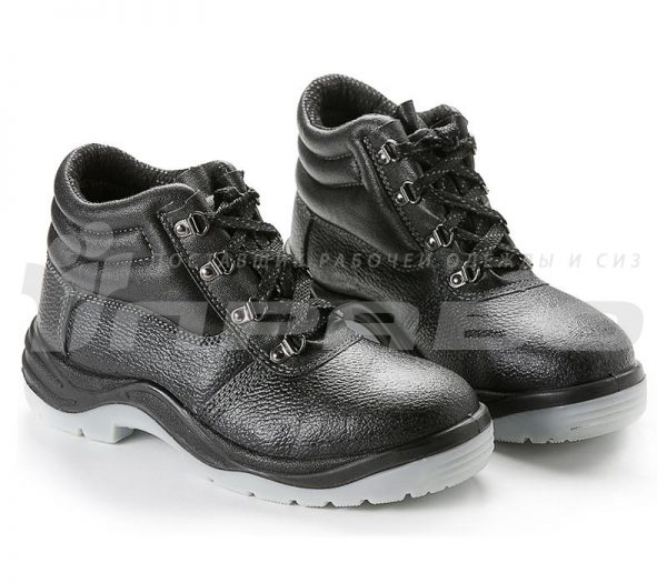 """Ботинки рабочие кожаные """"Викинг-13/1"""" ПУ/ТПУ подошва"""
