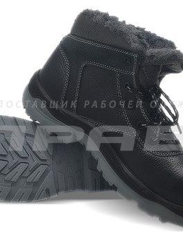 Ботинки утепленные (шерстин) кожаные ПУ/ТПУ с КП