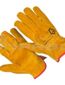 Перчатки цельноспилковые «Драйвер»