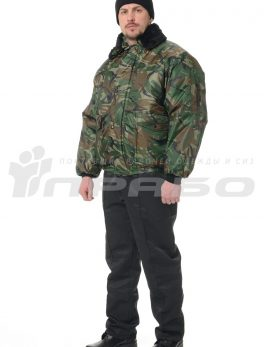 Куртка утепленная «Альфа» КМФ кукла