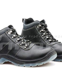 """Ботинки рабочие кожаные """"Викинг-17"""" ПУ/ТПУ подошва с МП"""