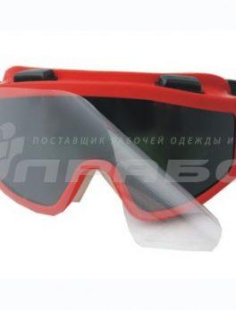 Очки защитные закрытые с непрямой вентиляцией ЗН11 SUPER PANORAMA (5 СА) РОСОМЗ арт.21138
