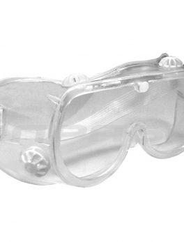 Очки защитные закрытые непрямая вентиляция