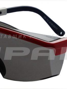 Очки защитные открытые Авиатор Грей арт.112525Г