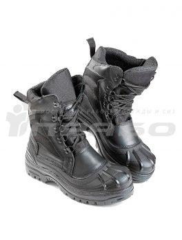 Ботинки «Турист» высокие черные