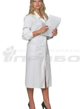 Халат медицинский женский «Эконом»