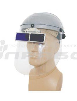 Комплект средств защиты головы, глаз, лица НБТ2 ВИЗИОН® РОСОМЗ арт.84253