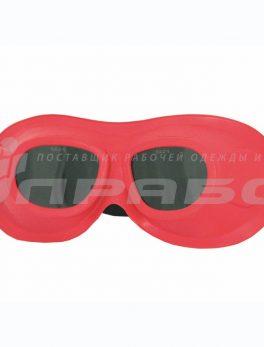 Очки защитные непрямая вентиляция ЗН18 DRIVER RIKO® РОСОМЗ арт.21821