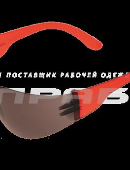 Очки защитные открытого типа О15 HAMMER ACTIV незапотевающие РОСОМЗ арт.11529