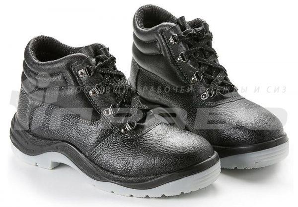 Ботинки рабочие утепленные кожаные «Викинг-14/1» ПУ/ТПУ подошва с МП