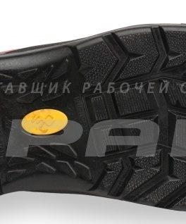 Ботинки рабочие утепленные кожаные «Викинг-14Р» нитрильная резина с МП