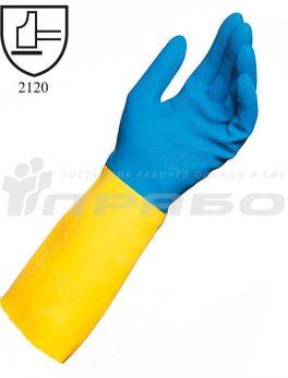 Перчатки защитные MAPA Alto 405 (Duo-Mix 405)