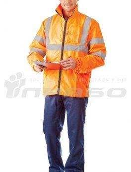 Ветровка «Сигнал» оранжевая