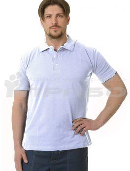 "Рубашка ""Поло"" белая"