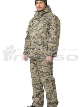 Костюм мужской утепленный «Турист» КМФ легион
