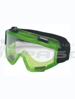 Очки защитные закрытые с непрямой вентиляцией ЗН11 PANORAMA (PL) РОСОМЗ арт. 21111